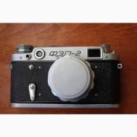 Продам фотоаппарат ФЭД-2