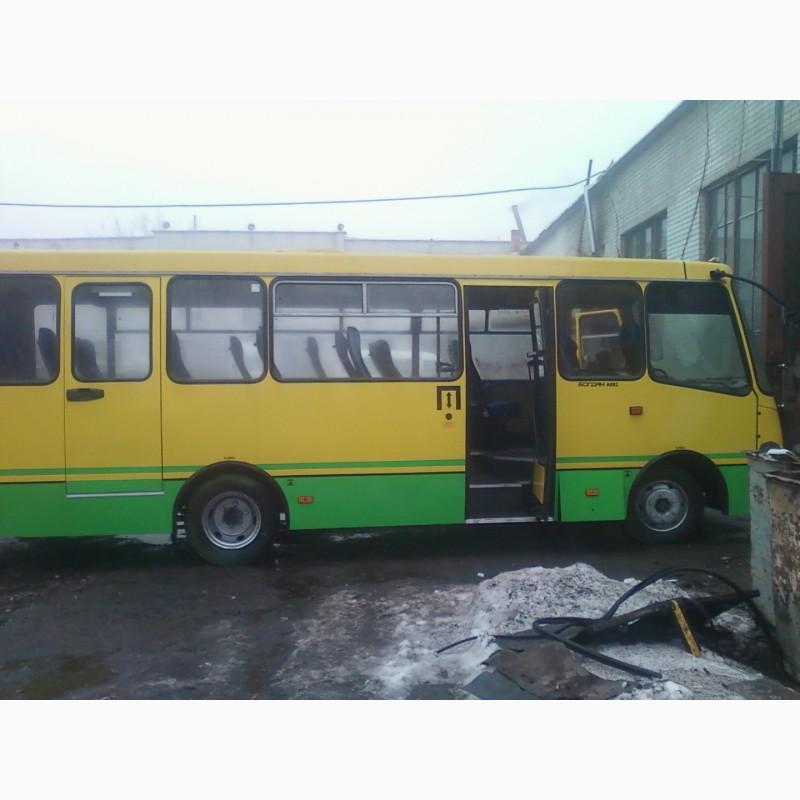 Капитальный, текущий, аварийный ремонт автобусов