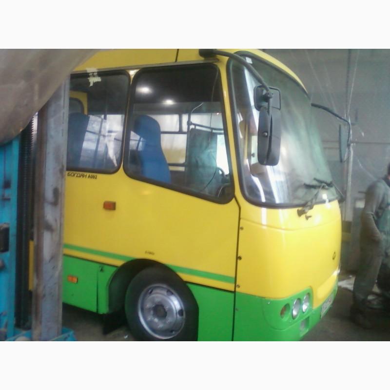 Фото 2. Капитальный, текущий, аварийный ремонт автобусов