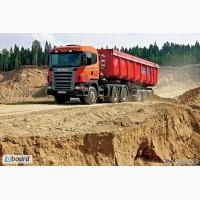 Харьковский песчаный Безлюдовский карьер осуществляет доставку песка