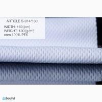 Дышащая ткань для спортивных футболок. Польша