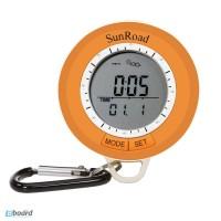 Продам Цифровой компас SR108S (6 в 1): метеостанция, термометр, альтиметр, часы, компас