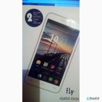 Продам Б/У смартфон Fly IQ455 Octa EGO Art 2