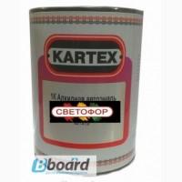 Kartex 303 Автоэмаль алкидная синтетическая 1К Хаки