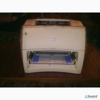 Продам принтер б/у, лазерный модель lazerjet1200