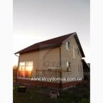 Канадский теплый дом из сип панелей Харьков от производителя