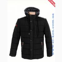Зимняя куртка ELKEN - черная 222 модель