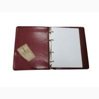 Деловые подарки: деловые папки, ежедневники, календари. Акция