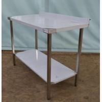 Производство столов из нержавейки. Заказ столов из нержавейки