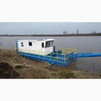 Земснаряд DRW-1600/25 для добычи песка в карьерах