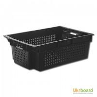 Ящики пищевые Горловка ящики для рыбы Пластиковые ящики в Горловке для фруктов овощей ягод