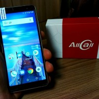 Оригинальный смартфон Allcall Atom 2 сим, 5, 2 дюй, 4 яд, 16 Гб, 8 Мп, 2100 мА/ч