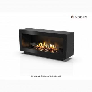 Напольный биокамин Module-m8 ТМ Gloss Fire