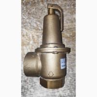 Клапан предохранительный 3 бар DUCO Тип К, 1 1/2В х 2В «AFRISO»