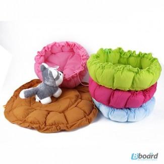 Мягкие кроватки-трансформеры для собаки, кошки
