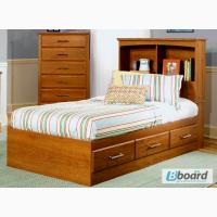 Деревянные кровати под заказ любой сложности