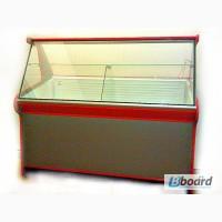 Витрина холодильная гастрономическая с полкой (с двойным стеклом)
