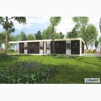 Модульные гостиницы, модульные отели, строительство модульных гостиниц