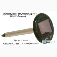 Weitech ВК-677 ультразвуковой отппугиватель кротов и других подземных вредителей