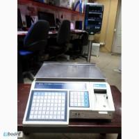 Торговые весы с принтером CAS LP-1-15 vs 1.6 R. RS-232.DUAL б/у, чекопечатающие весы б/у