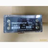 Трансформатор тока Т-0, 66-1 600А 0, 5s