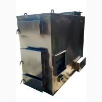 Котел пиролизный воздушного отопления КFPV-200
