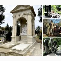 Изготовление скульптур и памятников