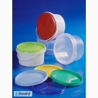 Пластиковая тара для пищевого и бытового применения на 0, 600 мл