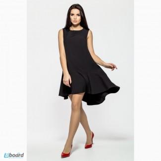 Модное платье из крепа ОПТ