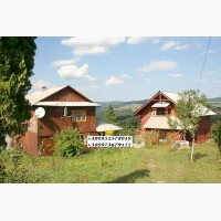 2 Яблуница Двухэтажный дом на 8 человек Карпаты новый год зима лето Буковель