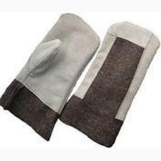 Вачеги рукавицы для сталеваров
