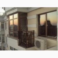 Балконные конструкции любой сложности