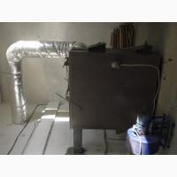 Отопление больших помещений, помещений с высокими потолками, цехов, СТО, теплиц ферм