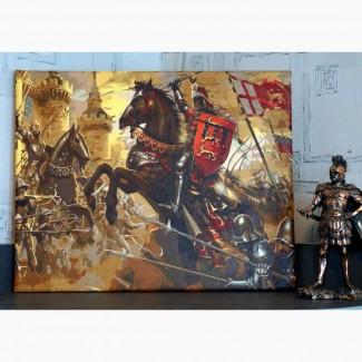 Картина Battle of Crеcy