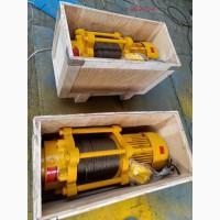 Продажа грузоподъемного оборудования: электрические лебедки, строительные краны с лебедкой
