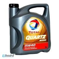 Лучшее масло для Французких авто TOTAL 5W40 QUARTZ 9000