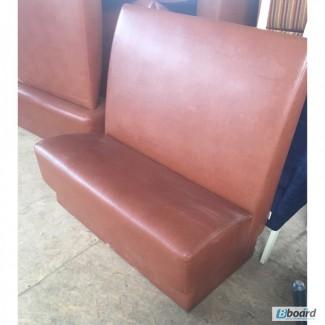 Продам рыжие диваны в отличном состоянии бу