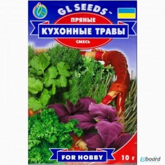 Семена ароматной смеси «Кухонные травы» - 10 грамм