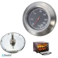 Биметаллический термометр 60-430 C для духовки, мангала, нагревателя