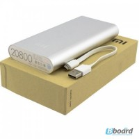 СКИДКА -40%! Xiaomi Mi Power Bank 20800 mAh