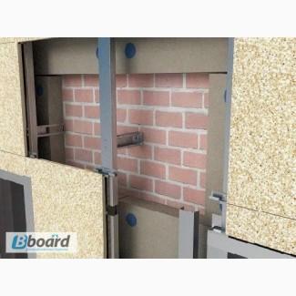 Вентилируемый утепленный фасад - экономия до 60% на отоплении