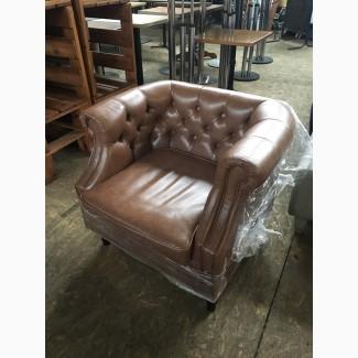 Кресло из натурального дерева б/у для ресторана, кафе, бара