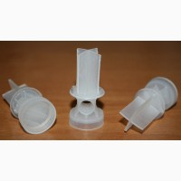 Пыж-дисперсант пластиковый, 12 калибр, высота 41 мм, рассчитан на 32-34 г