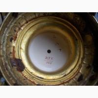 Комплект: Каминные Часы Porzellan Статуэтка