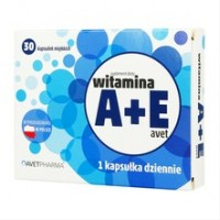 Вітамін Witamina A+E Avet