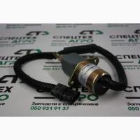 Электроклапан ТНВД XGMA глушилка WD615 612600180175