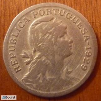 50 центавов 1929 год португалия
