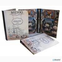 Папки меню купить счетницы кожаные папки для меню изготовление в Киеве (Украина)