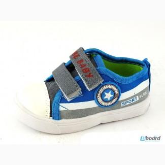 Детские кеды (Blue)