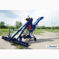 Зернометатель ЗЗП-80; ЗЗП-60